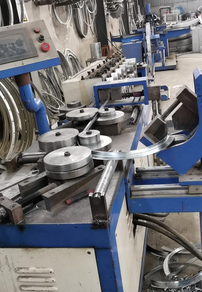 西安圆法兰生产线厂家-圆法兰生产线
